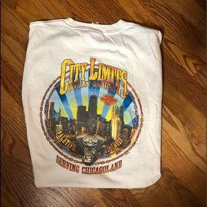 Harley-Davidson Shirts - Harley Davidson Mens Tee City limits